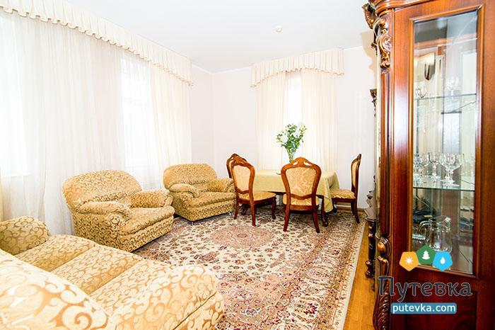 Полулюкс 2-местный 2-комнатный, фото 17
