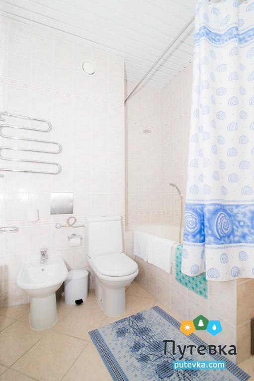 Полулюкс 2-местный 2-комнатный, фото 12