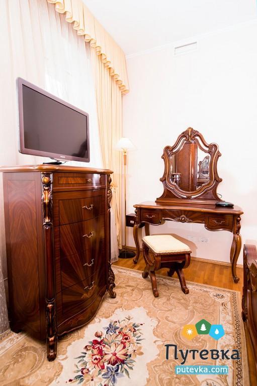 Полулюкс 2-местный 2-комнатный, фото 13