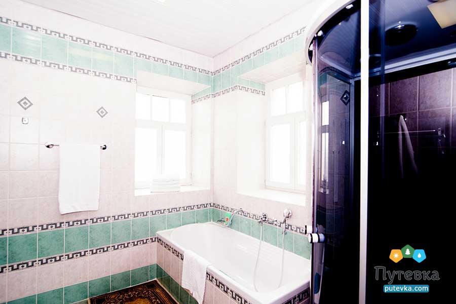 Люкс 2-местный 2-комнатный №103, 203 (корпус №4), фото 4