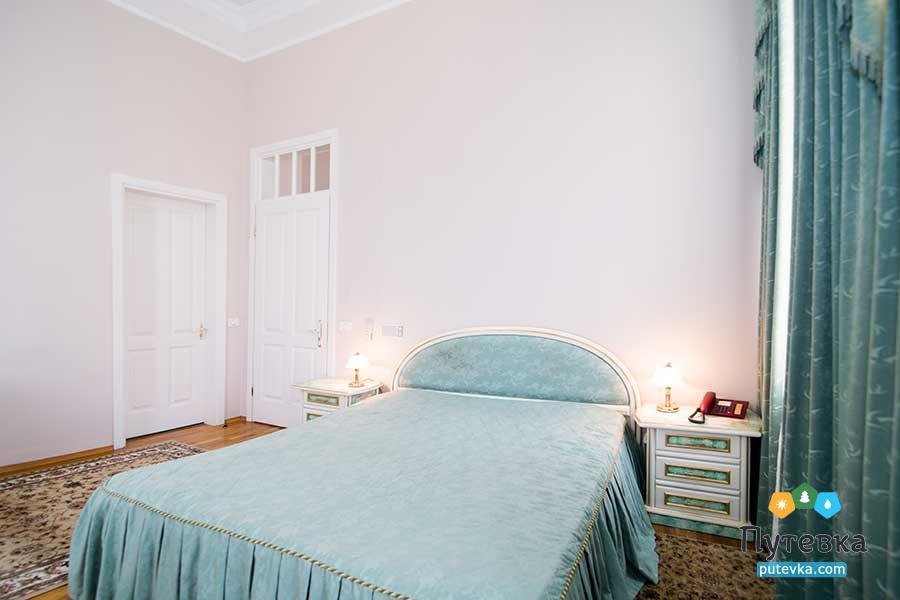 Люкс 2-местный 2-комнатный №101, 201, 202 (корпус №4), фото 8