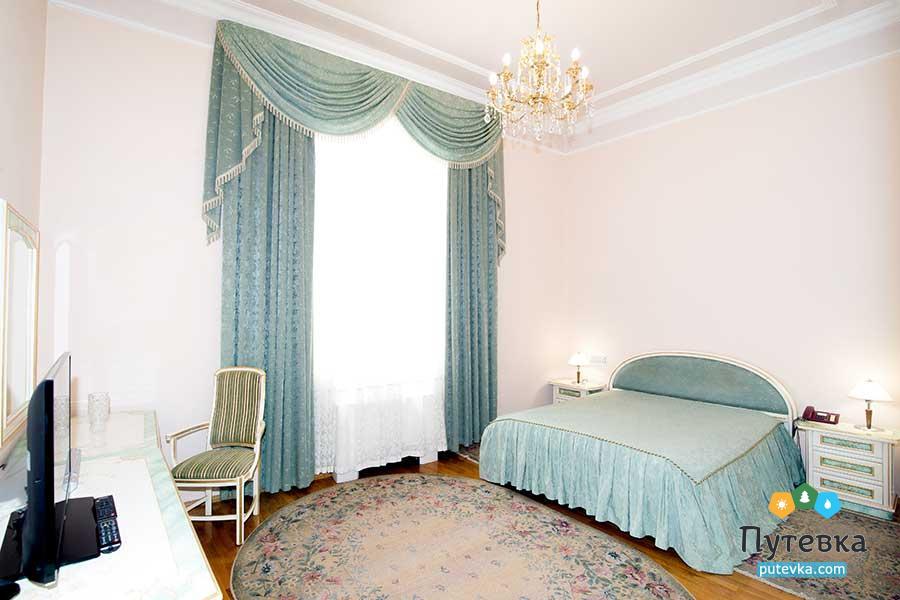 Люкс 2-местный 2-комнатный №101, 201, 202 (корпус №4), фото 9