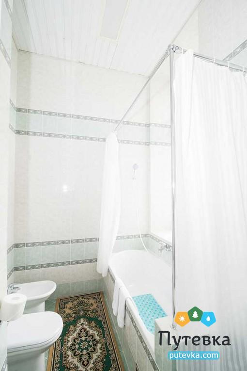 Люкс 2-местный 2-комнатный №101, 201, 202 (корпус №4), фото 15