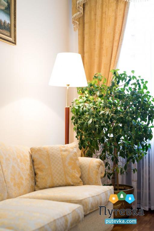 Люкс 2-местный 2-комнатный №3 (корпус №5), фото 4