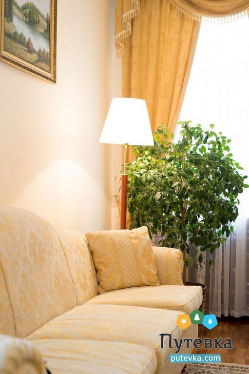 Люкс 2-местный 2-комнатный №3 (корпус №5), фото 6