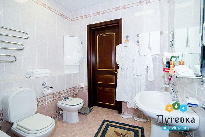 Люкс 2-местный 2-комнатный №3 (корпус №5), фото 8