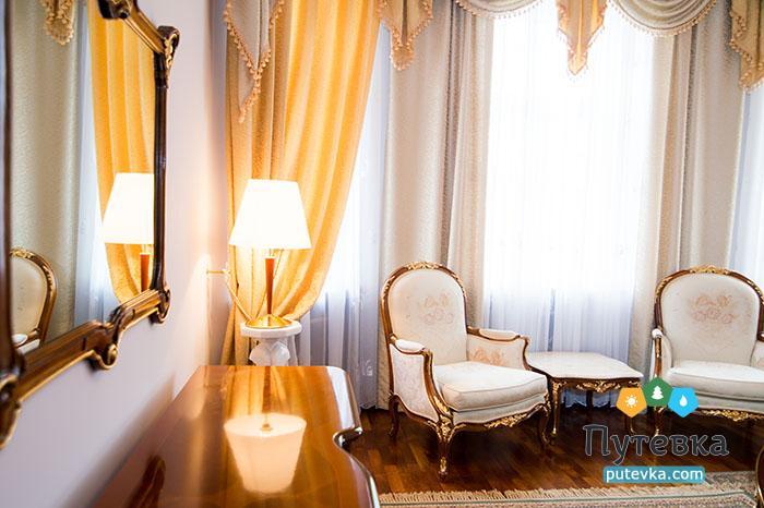 Люкс 2-местный 2-комнатный №3 (корпус №5), фото 12