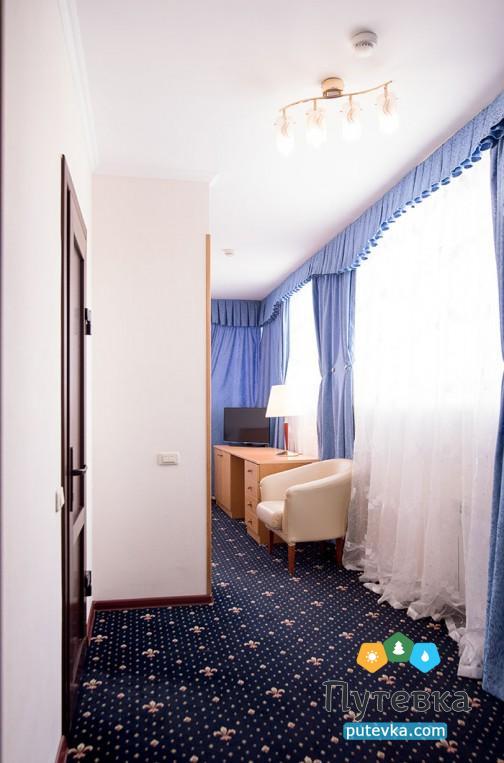 Сюит 2-местный 3-комнатный №501 (корпус №6), фото 4