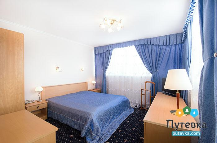 Сюит 2-местный 3-комнатный №501 (корпус №6), фото 2