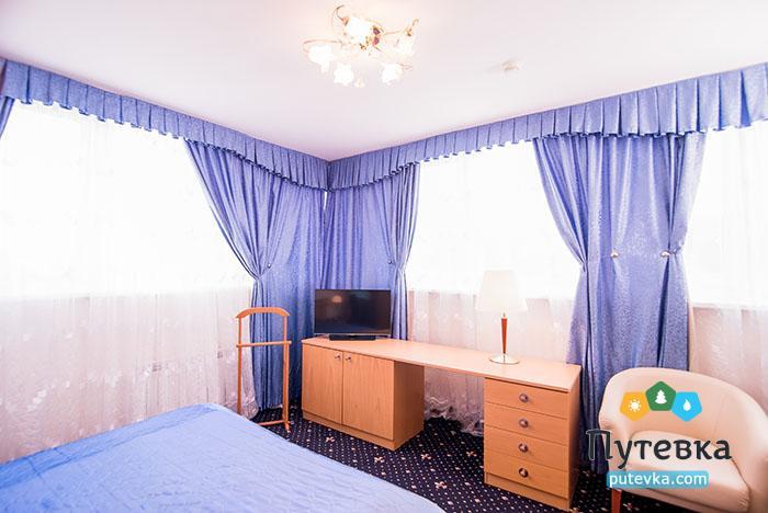 Сюит 2-местный 3-комнатный №501 (корпус №6), фото 3