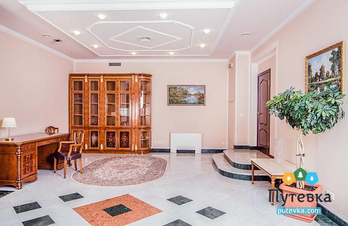 Сюит 2-местный 3-комнатный №501 (корпус №6), фото 10