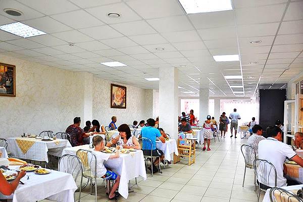 Отель Гранд Прибой (ex. Ателика Гранд Прибой) ,Ресторан