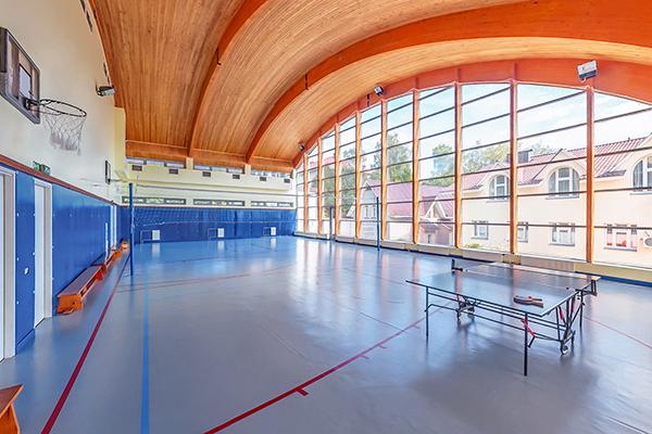 Санаторий Буран,Спортивный зал