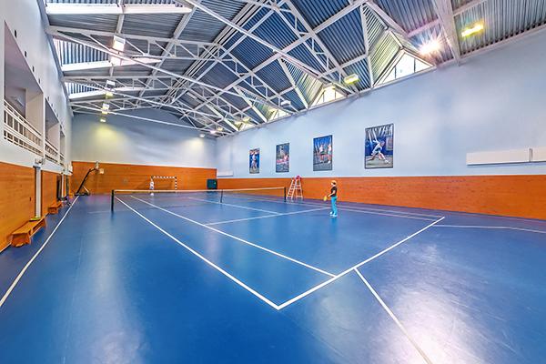 Санаторий Буран,Теннисная площадка