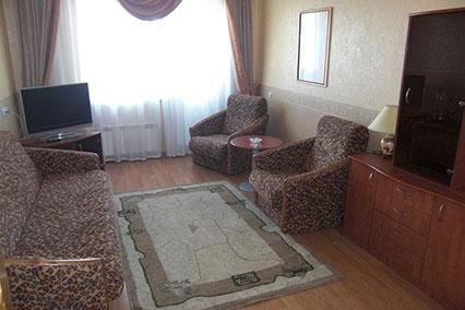 Гостиница Владыкино ,Апартаменты 2-комнатные 2-местные