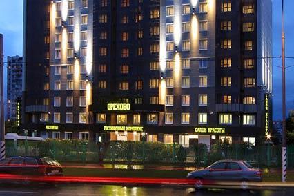 Гостиница Орехово ,Внешний вид