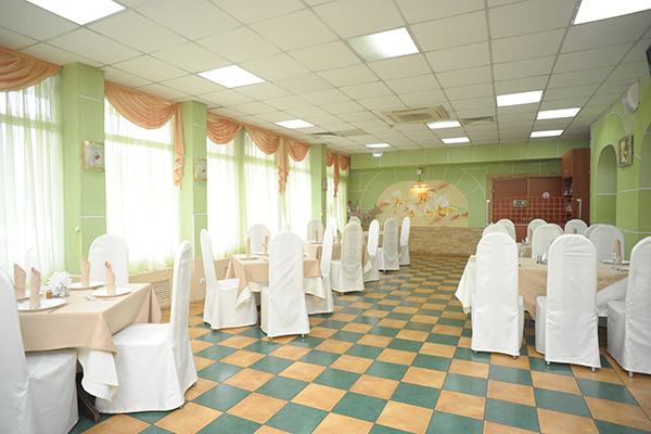 Гостиница Кузьминки,Кафе