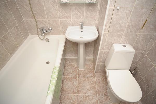 Стандарт ванна