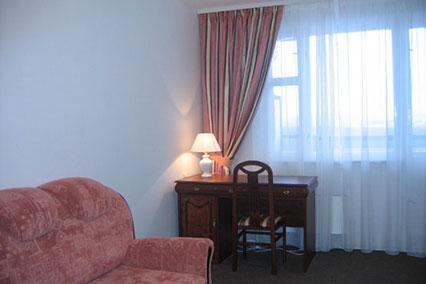 Гостиница Царицыно ,VIP апартаменты, 3-комнатный, кабинет