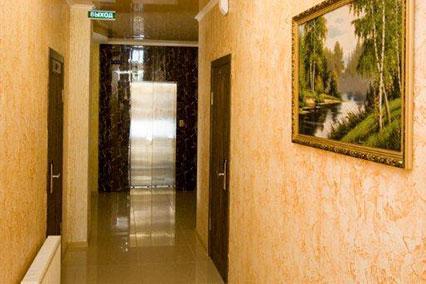 Отель Евро Парк-отель,Коридор