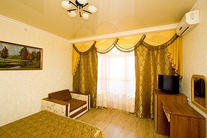 Отель Евро Парк-отель,2-местный стандартный