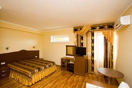 Гостиница Сибирь,2-местный стандартный+