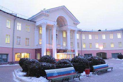 Санаторий Дорохово,Внешний вид