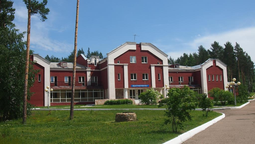 Санаторий Электра,Водогрязелечебница