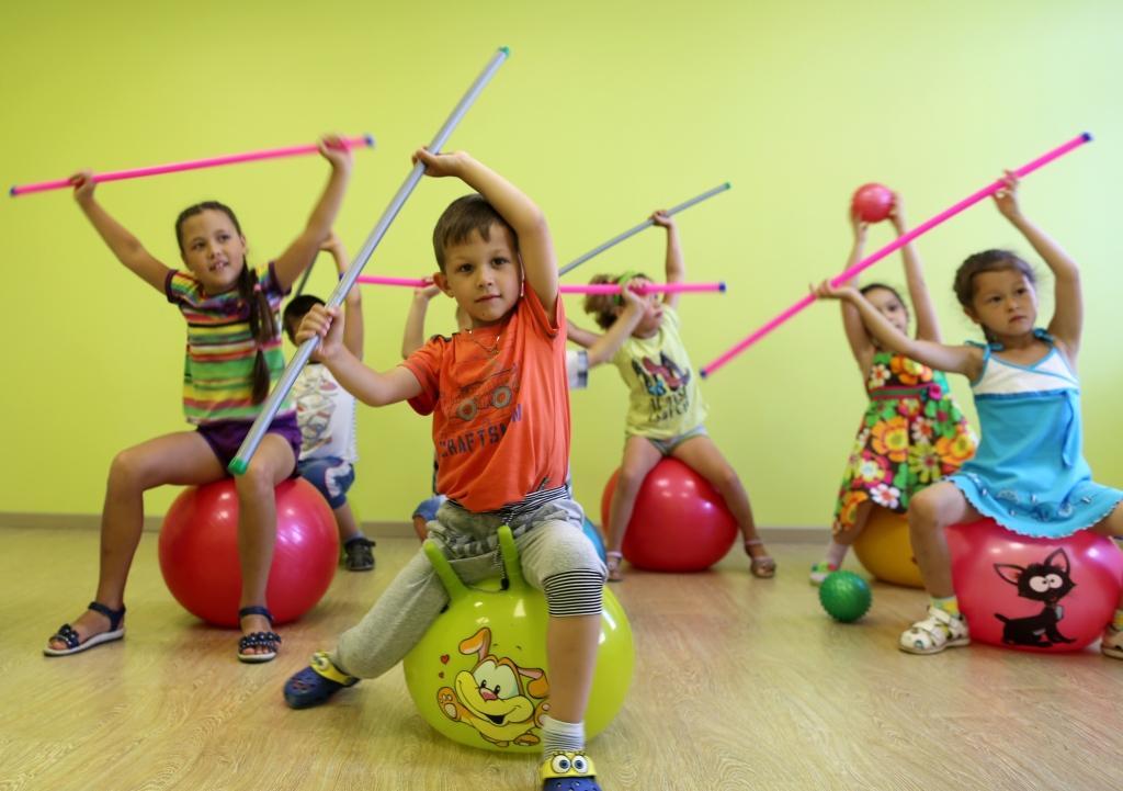 Санаторий Электра,Для детей