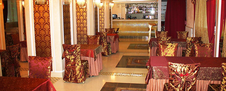 Отель  Украина Палас (Ukraine Palace),Ресторан Украина