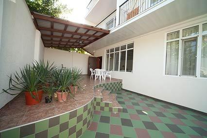 Гостевой дом Валенсия (Анапа-центр),Летняя терраса