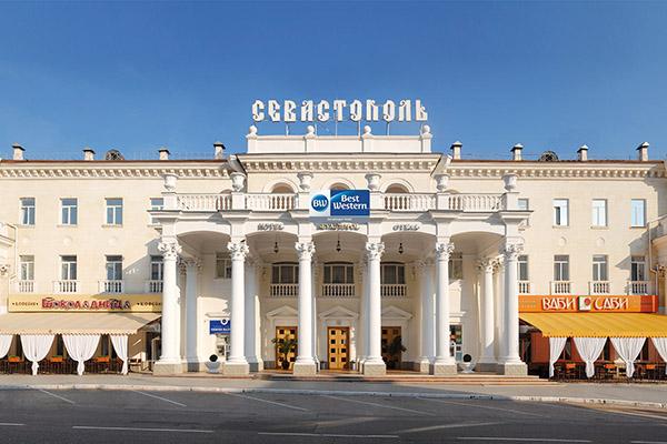 Отель Севастополь ,Отель