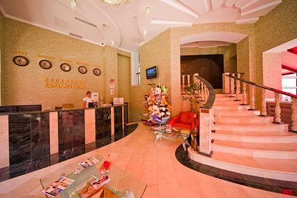 Отель ТЭС-отель Резорт & СПА (TES-hotel Resort & SPA),Служба размещения