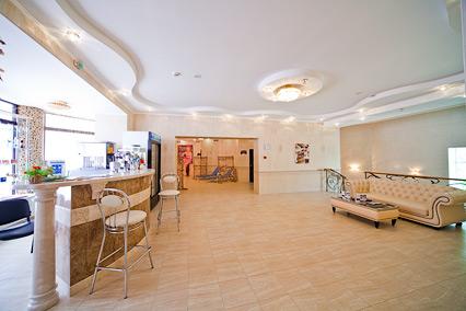 Отель ТЭС-отель Резорт & СПА (TES-hotel Resort & SPA),Холл