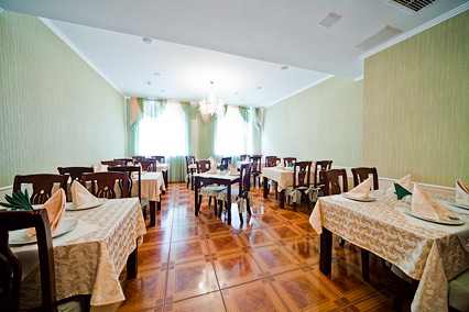 Отель ТЭС-отель Резорт & СПА (TES-hotel Resort & SPA),Ресторан
