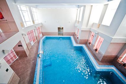 Отель ТЭС-отель Резорт & СПА (TES-hotel Resort & SPA),Крытый бассейн