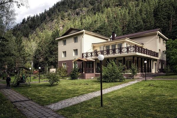 Гостиничный комплекс Ареда 2-3,Общий вид на корпус №3