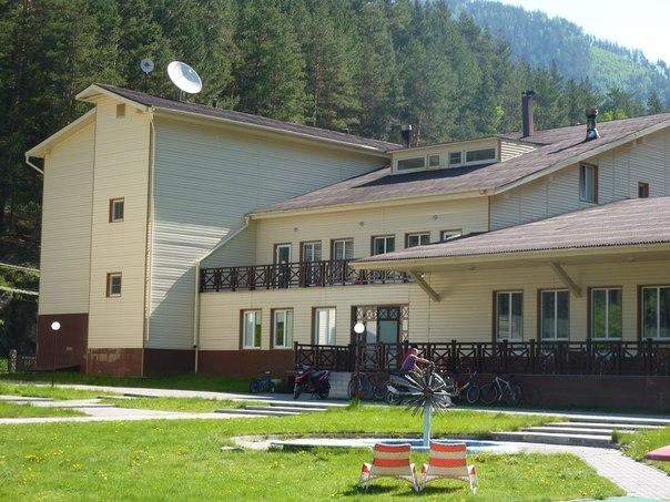 Гостиничный комплекс Ареда 2-3,Общий вид на корпус №2