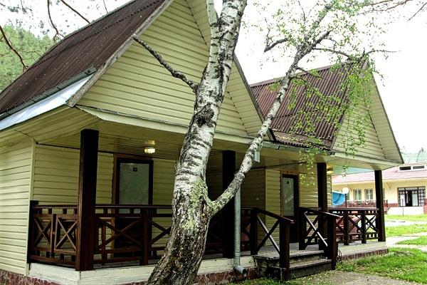 Гостиничный комплекс Ареда 2-3,Летние домики