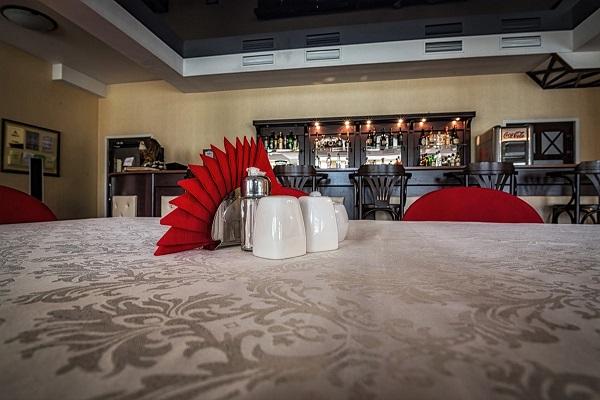 Гостиничный комплекс Ареда 2-3,Ресторан