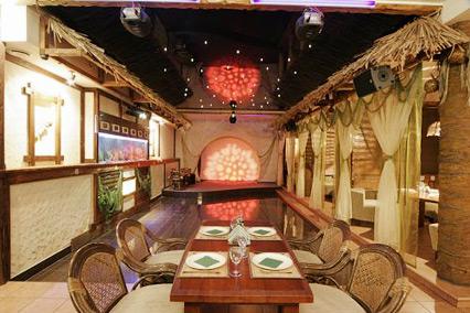 Ресторан «Пиранья»