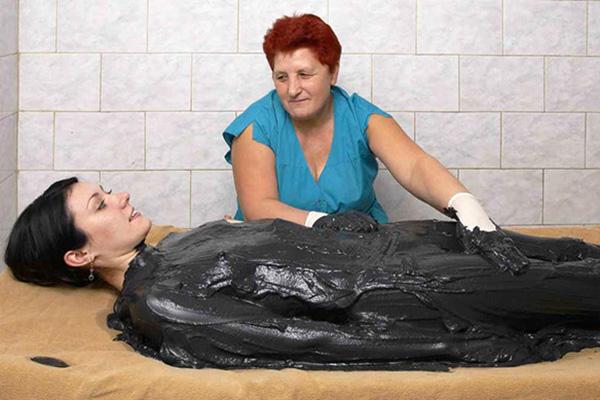 Санаторий Анапа,Лечебные процедуры