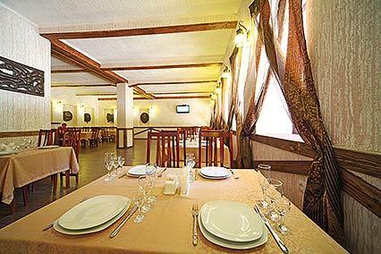 Гостиница Грифон,Ресторан