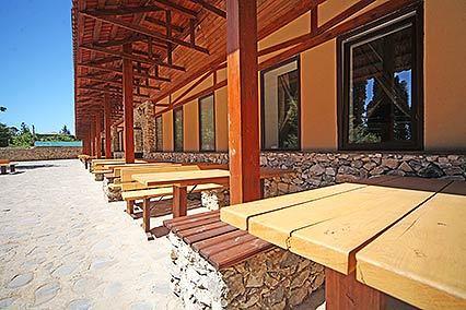 Гостиница Грифон,Кафе
