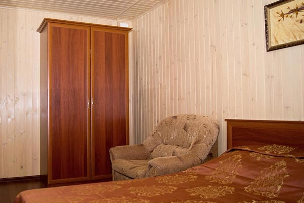 База отдыха Салют ,Стандарт 3-местный