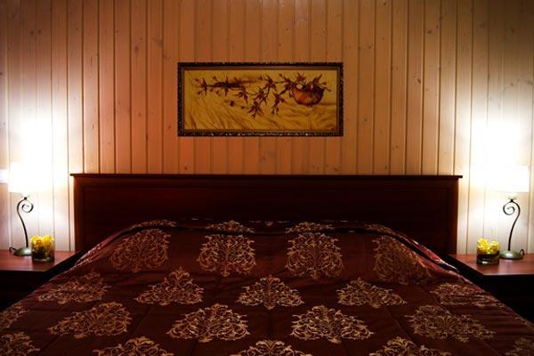 База отдыха Салют ,Стандарт 4-местный 2-комнатный