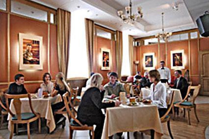 Гостиница Алтай ,Ресторан