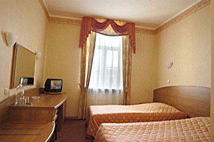 Гостиница Алтай ,2-местный улучшенный