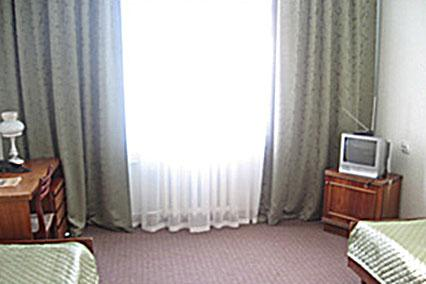 Гостиница Алтай ,2-местный стандартный