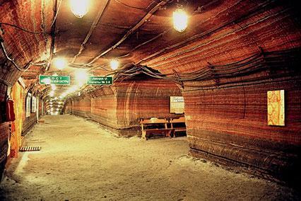 Санаторий Республиканская больница Спелеолечения,Подземное отделение